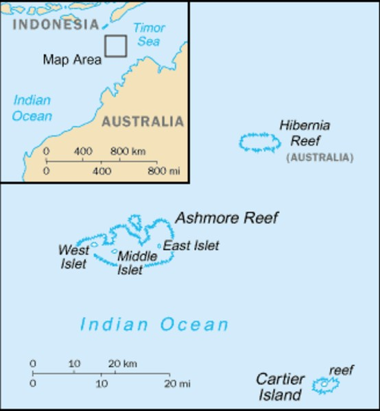 Territory of Ashmore and Cartier Islands