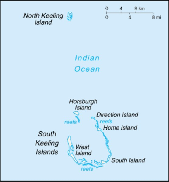 Territory of Cocos (Keeling) Islands