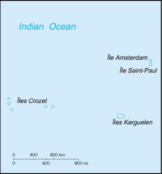 Territory of the French Southern and Antarctic Lands