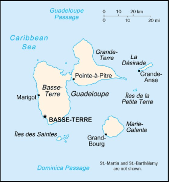Department of Guadeloupe