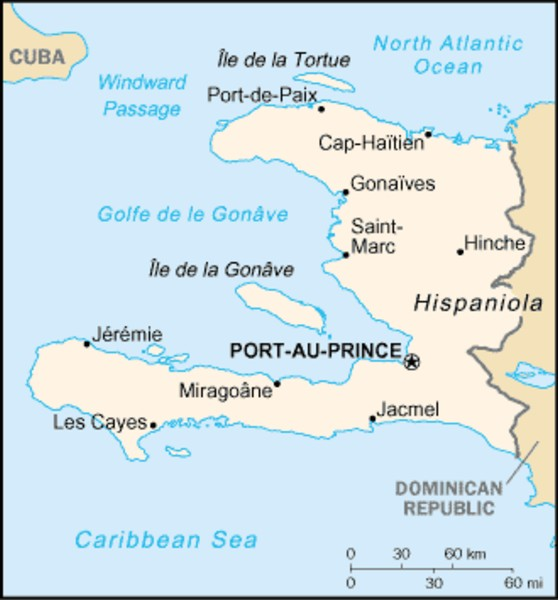 geographical information about haiti essay